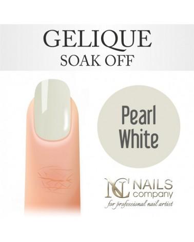 Gel Colors Pearl White