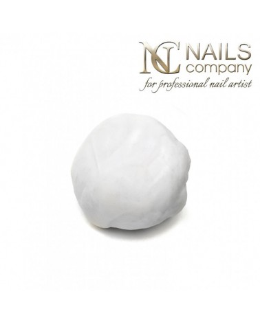 Plasticine White
